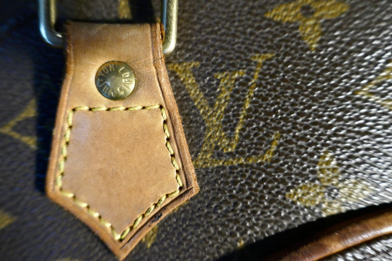 Vintage 1990s Louis Vuitton Ellispe MM Hand Bag In Good Condition For Sale In Chillerton, Isle of Wight