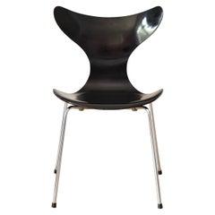 Vintage 3108 Seagull Dining Chair by Arne Jacobsen for Fritz Hansen, Denmark