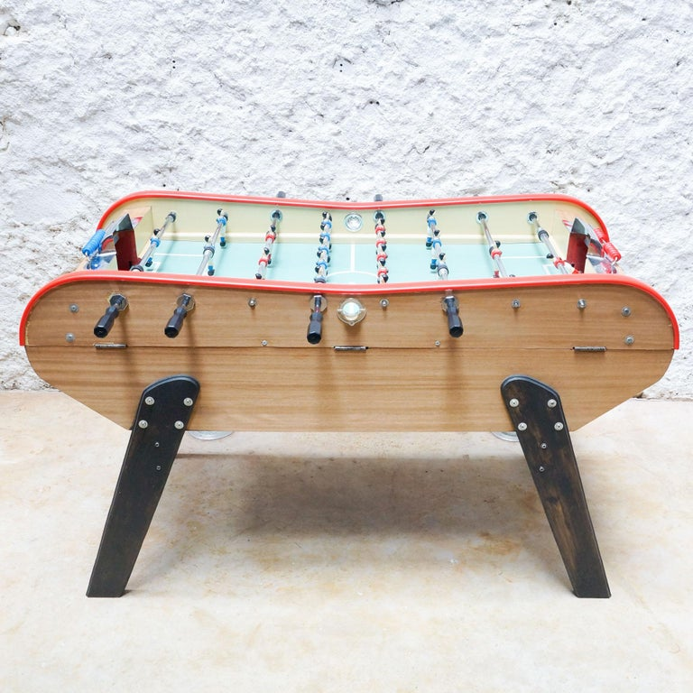 Table football by Bonzini from France, circa 1960.