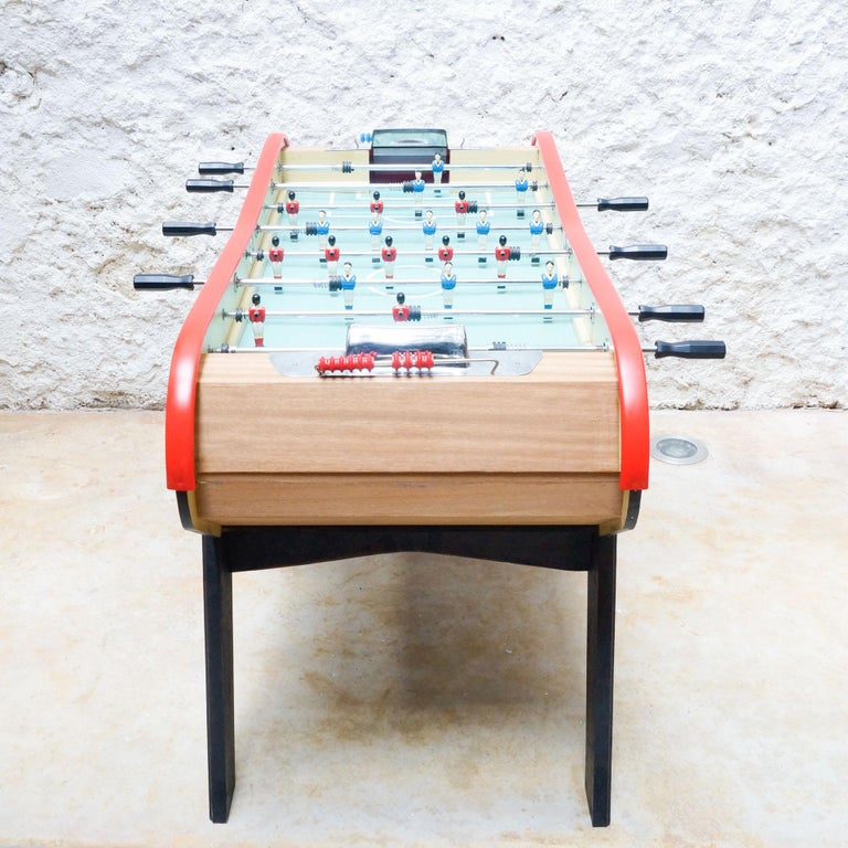 Mid-Century Modern Vintage 360 Bonzini Table Football, circa 1960 For Sale