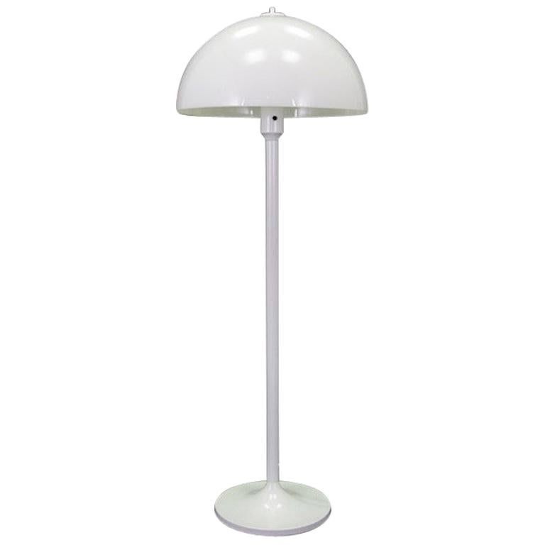 Vintage 60 70 Floor Lamp Scandinavian Design For