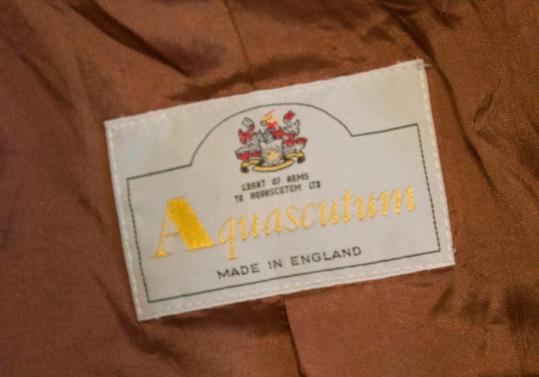 Vintage Acquascutum Jacket For Sale 5
