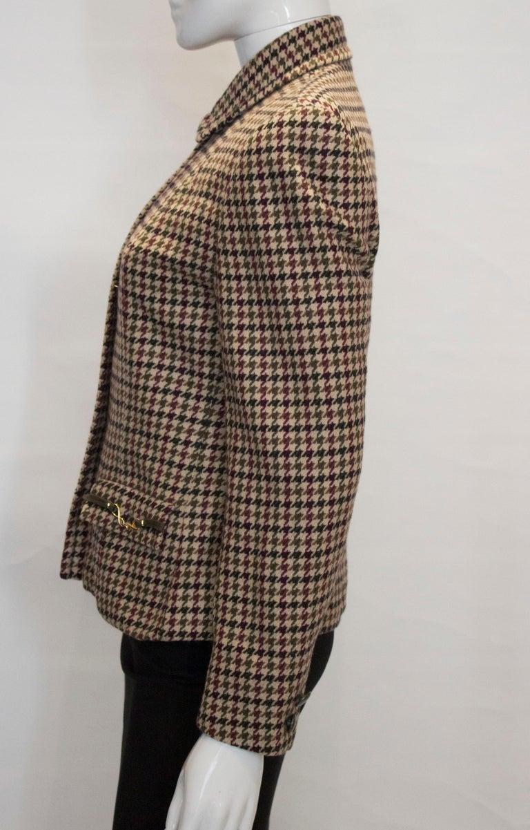 Vintage Acquascutum Jacket For Sale 2