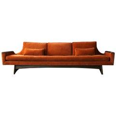 Vintage Adrian Pearsall Gondola Sofa for Craft and Associates