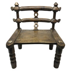 Vintage African Chair