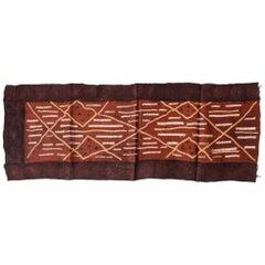 African Showa Kuba Textile Panel