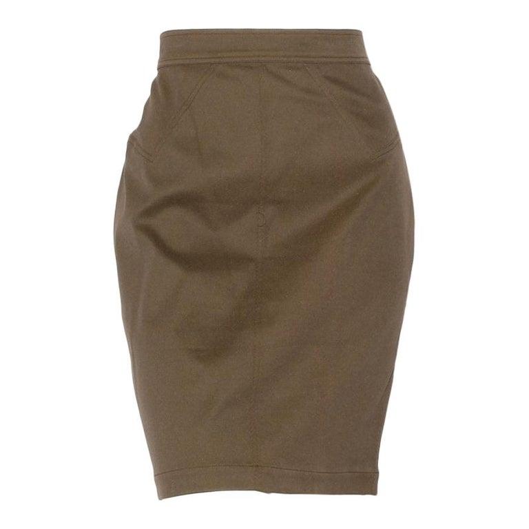 Vintage Alaia Skirt For Sale