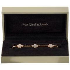 Vintage Alhambra Bracelet by Van Cleef & Arpels