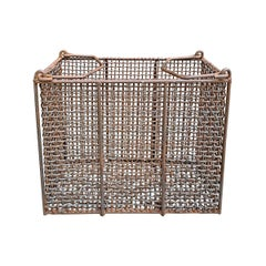 pair of small decorative flat wire baskets at 1stdibs.htm woven baskets 205 for sale on 1stdibs  woven baskets 205 for sale on 1stdibs