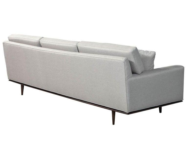 Vintage American Mid Century Modern Sofa Im Angebot Bei 1stdibs