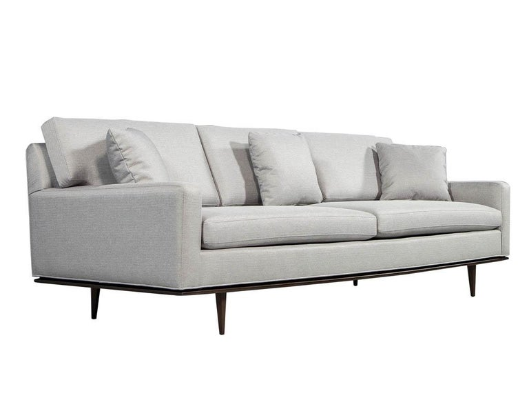 Groovy Vintage American Mid Century Modern Sofa Lamtechconsult Wood Chair Design Ideas Lamtechconsultcom