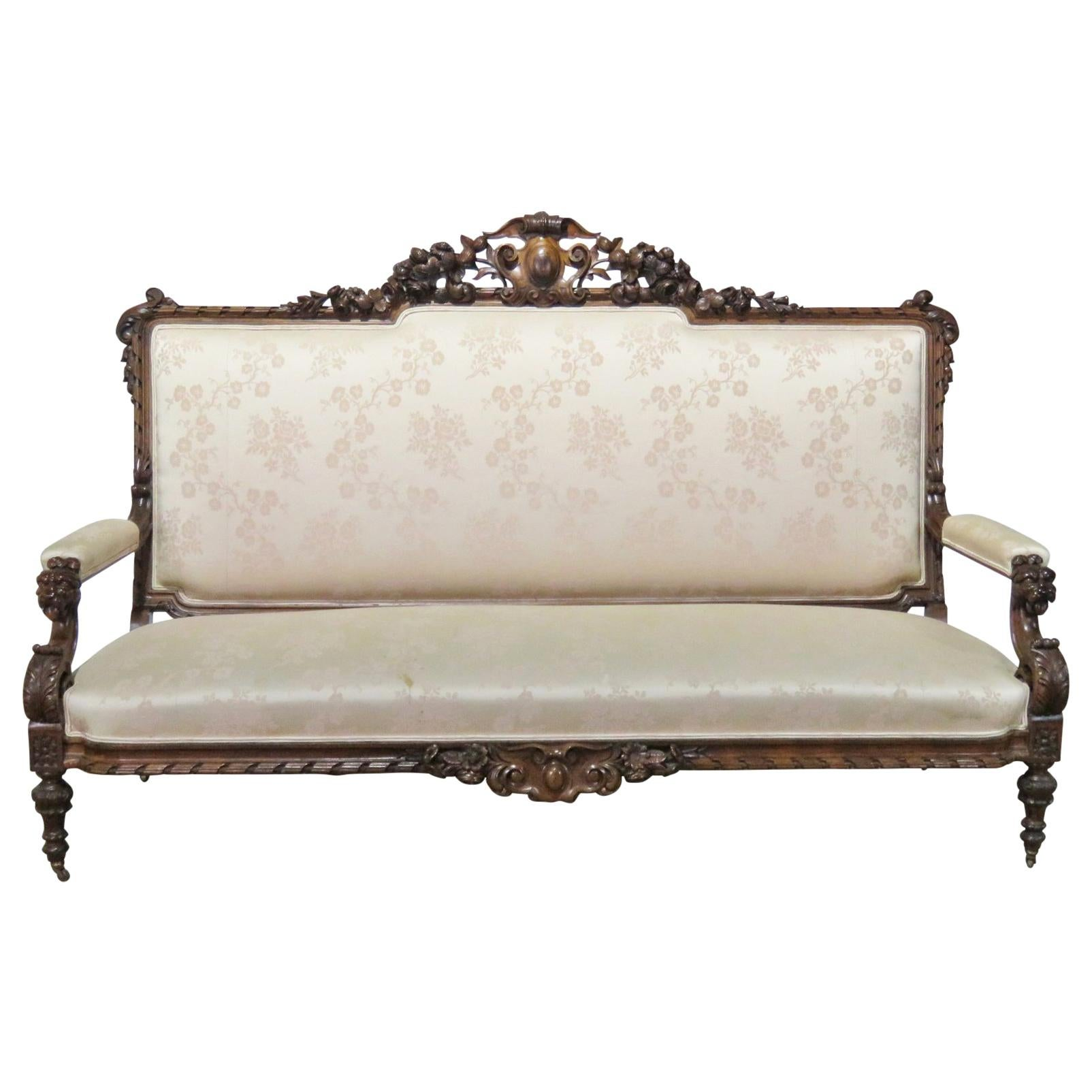 Victorian sofas 88 for sale at 1stdibs