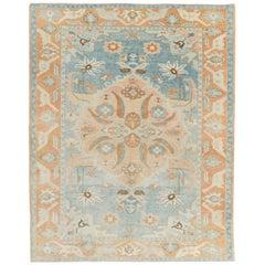 Vintage Konya Rug, 100% Wool - Natural Dyes