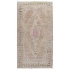 Vintage Anatolian Tribal Rug
