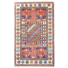 Vintage Anatolian Turkish Rug