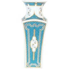 Vintage Ancap Porcelain Vase, 1970s