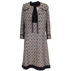 Vintage Anthony Charles for Koupy Dress and Jacket
