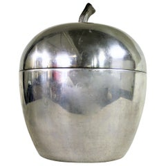 Vintage Apple Ice Bucket Made in Italy, 1970s