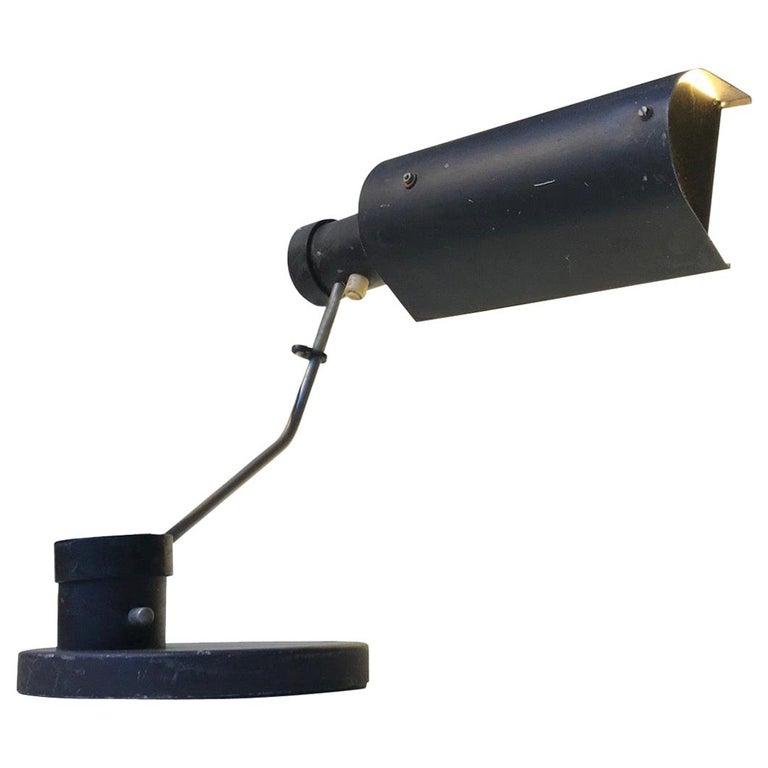Vintage Architect Desk Lamp By Veb Metalldruecker Ddr Germany 1960s For Sale At 1stdibs