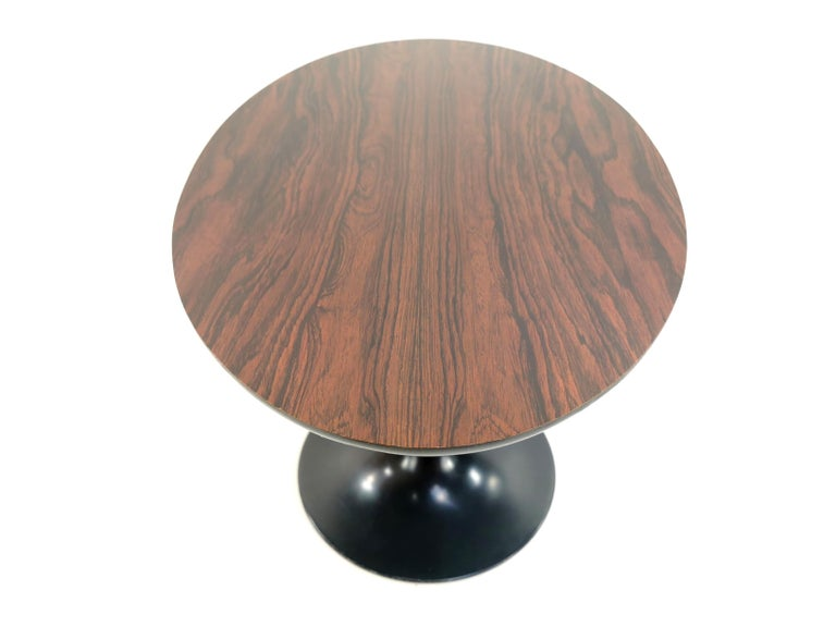 Vintage Arkana Tulip Rosewood Coffee Occasional Table Midcentury, 1960s In Good Condition In STOKE ON TRENT, GB