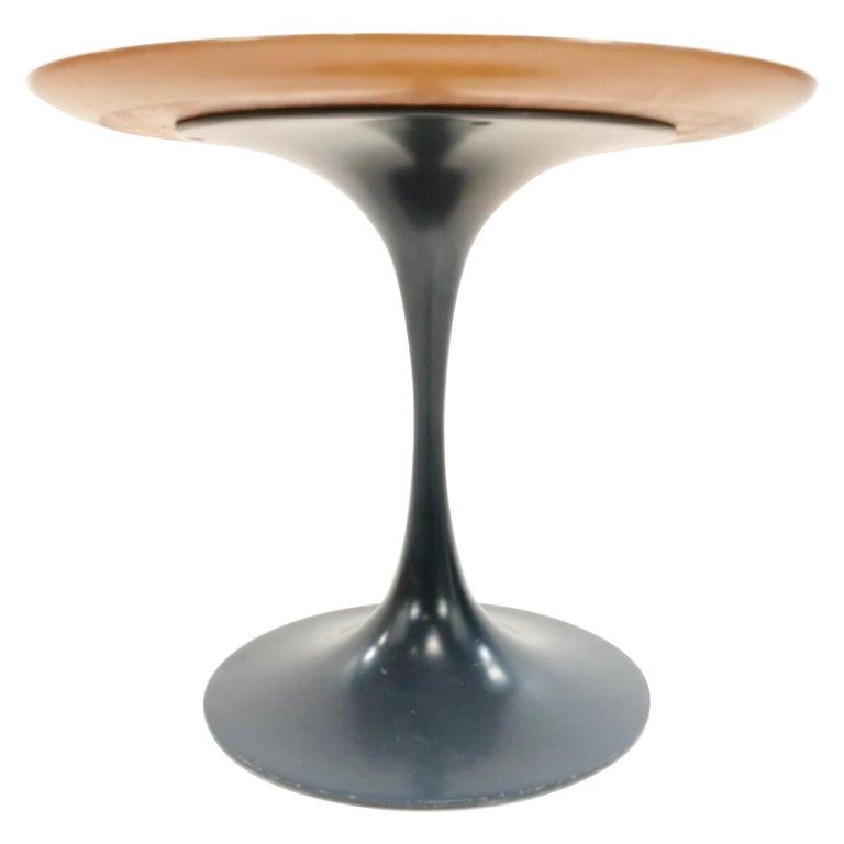 Vintage Arkana Tulip Teak Coffee Occasional Table Midcentury, 1960s