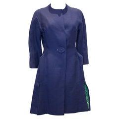 Vintage Arme Gig Grey Beverly Hills Coat