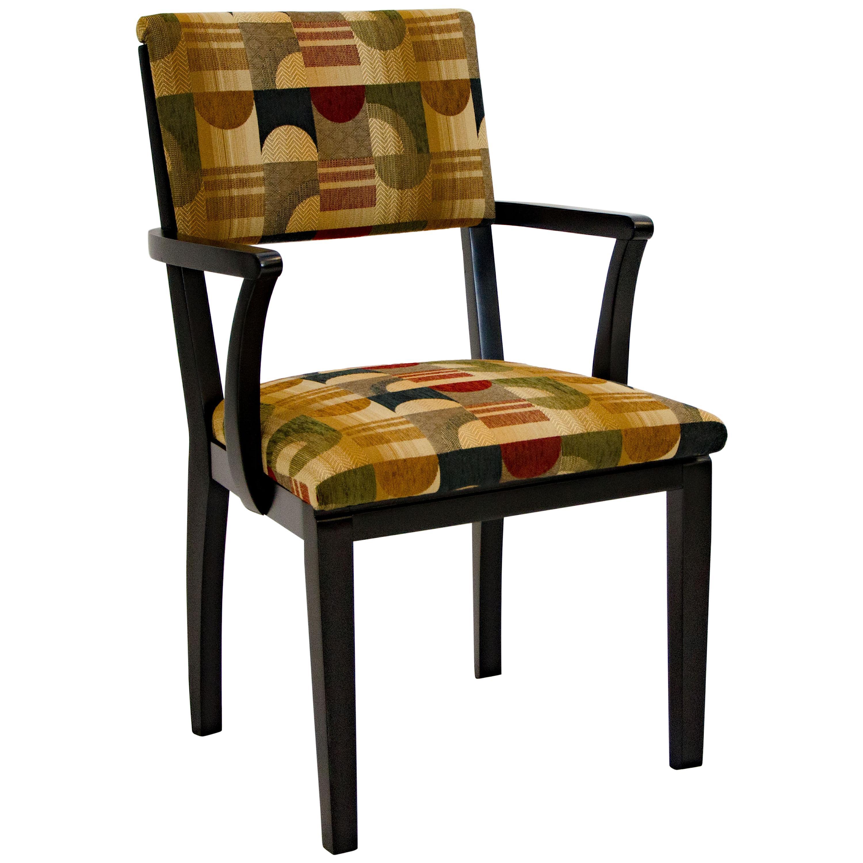 Vintage Art Deco Armchair