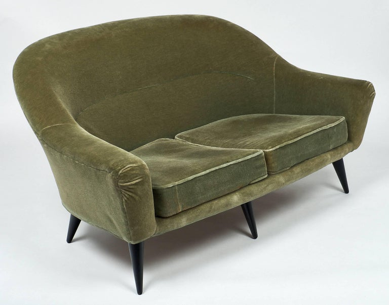Vintage Art Deco French Sofa For Sale At 1stdibs