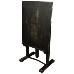 Vintage Artists Easel from France, 1950s