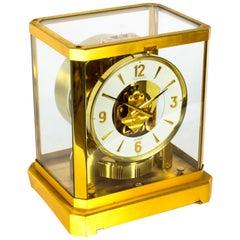 Vintage Atmos Jaeger le Coultre Mantle Clock Box 20th C