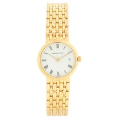 Vintage Audemars Piguet 18K Yellow Gold Ladies Watch