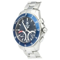 Vintage Authentic Aquaracer Calibre S Regatta Quartz Watch CAF7110 BA0803