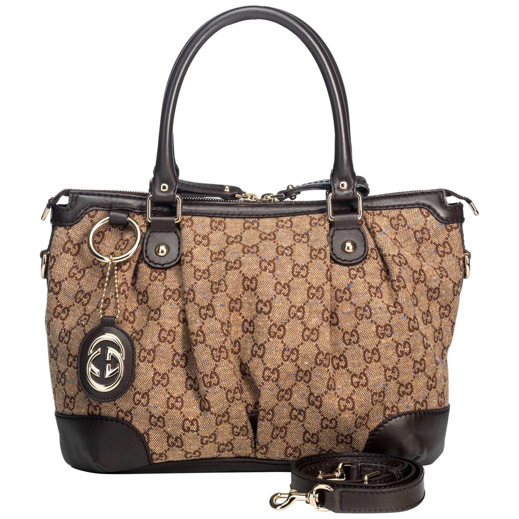 0370ff3be Vintage Gucci Handbags and Purses - 2,339 For Sale at 1stdibs - Page 4