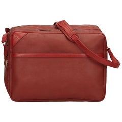 Vintage Authentic Louis Vuitton Challenge Cup Line 2 Shoulder Bag France LARGE