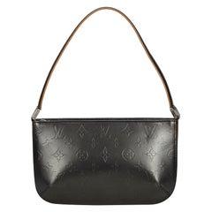 Vintage Authentic Louis Vuitton Monogram Mat Fowler France w Dust Bag SMALL