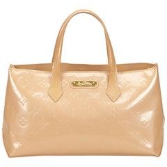 Vintage Authentic Louis Vuitton Pink Wilshire Boulevard PM France SMALL