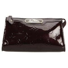 Vintage Authentic Louis Vuitton Trousse Cosmetic Pouch France w Dust Bag SMALL