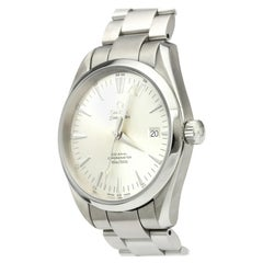 Vintage Authentic Omega Aqua Terra Co Axial Automatic Watch 2503 30 SMALL