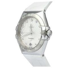 Vintage Authentic Omega Constellation Quartz Watch 123 13 35 60 52 001 SMALL