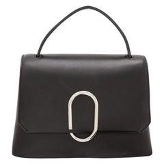 Vintage Authentic Phillip Lim Leather Alix Mini Top Handle Satchel MINI
