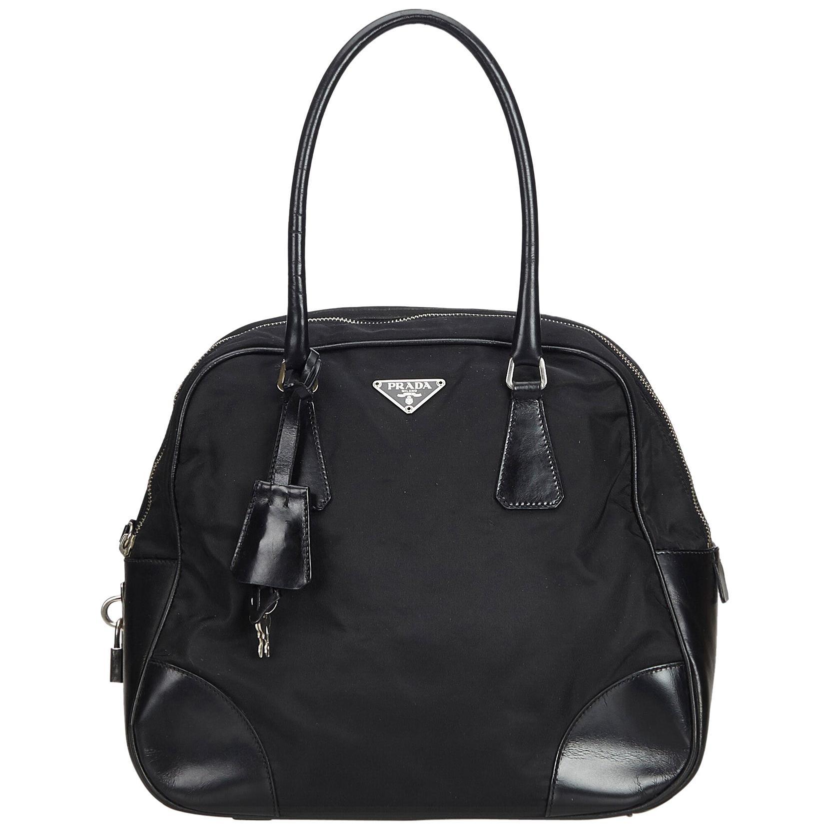 4a219bc20e Vintage Prada Handbags and Purses - 1,176 For Sale at 1stdibs