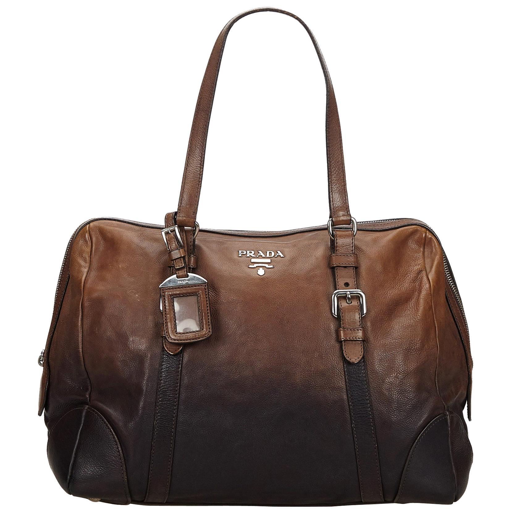 eee0610e78eb Vintage Prada Handbags and Purses - 1,325 For Sale at 1stdibs