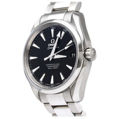 Vintage Authentic Seamaster Aqua Terra Master Co Axial Automatic Watch 231 10 39