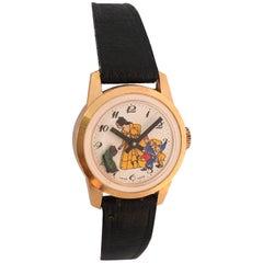Vintage Automation Swiss Mechanical Watch