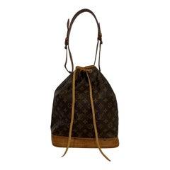 Vintage Bag  Louis Vuitton Noé Monogram Canvas