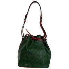 Vintage Bag Louis Vuitton Petit Noé Epi Leather