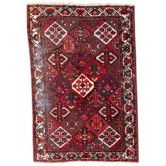 Vintage Bakhtiar Used Rug