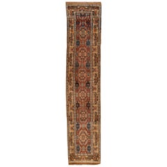 Vintage Bakshaish Tribal Wool Runner