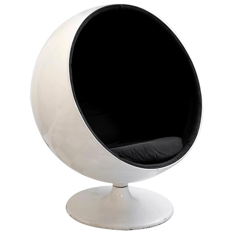 Vintage Ball Chair by Eero Aarnio for Asko, 1960s For Sale