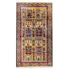 Vintage Baluchi Prayer Rug